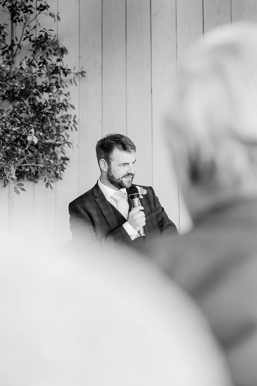 best man giving speech at primrose hill farm