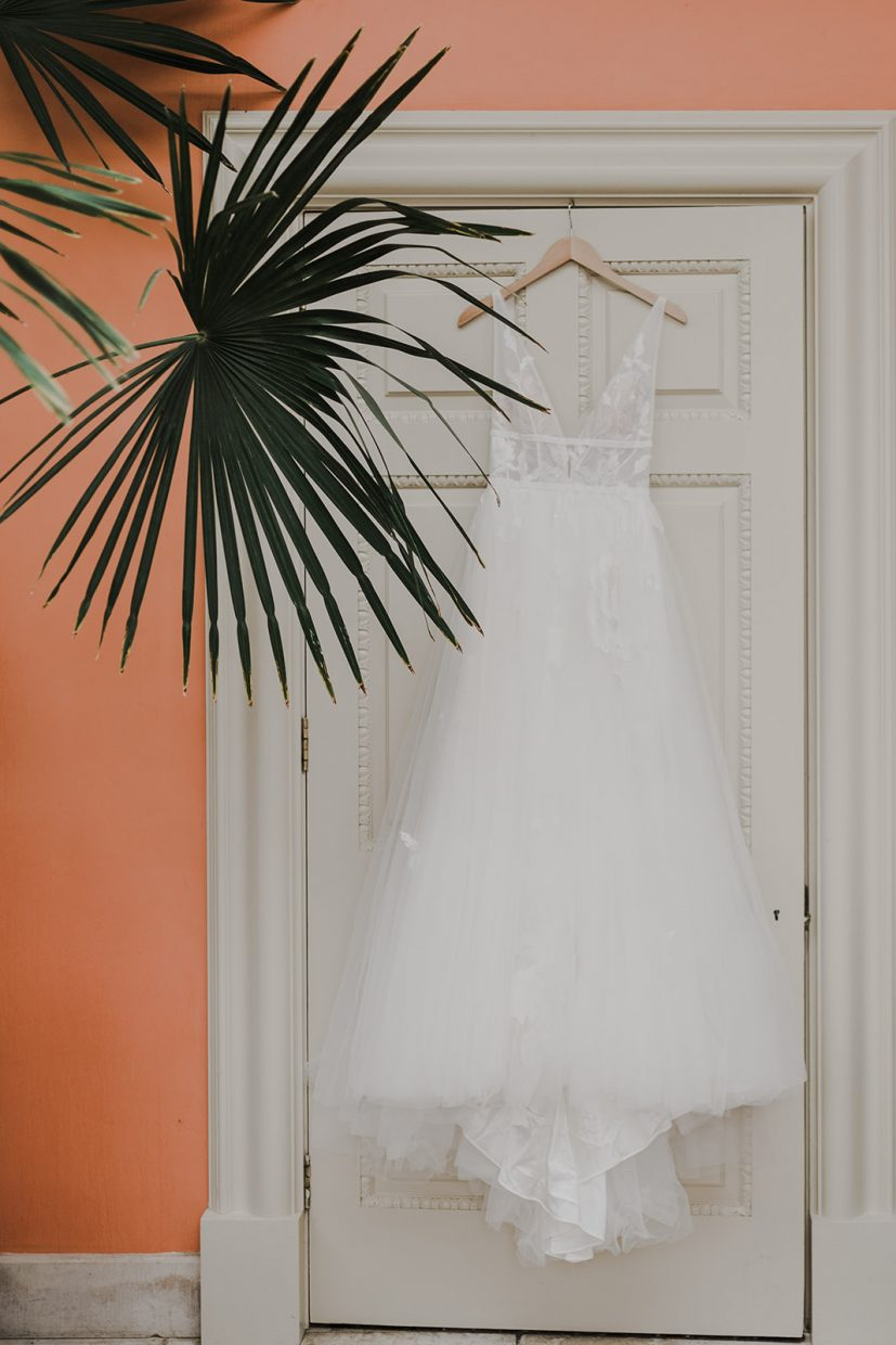 willow by watters dress Weddings at the lost orangery cotswolds