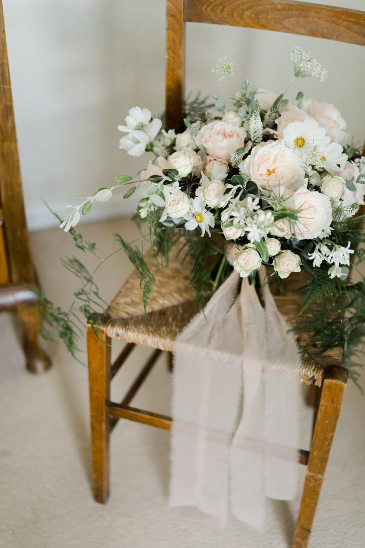 Lucy Walker flowers Boho marquee wedding cotswolds