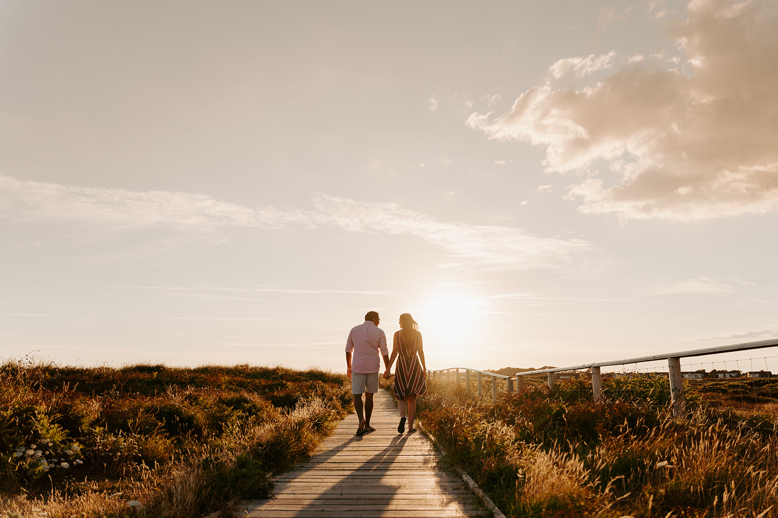 engagement-couples-session-golden-hour-at-bournemouth-beach