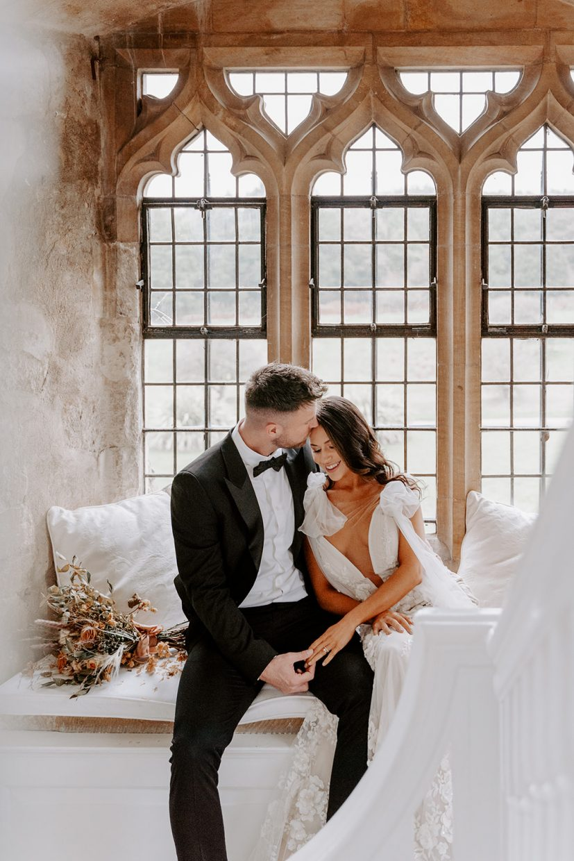bride-in-galia-lahav-dress-butley-priory-wedding